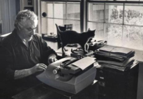 El escritor norteamericano Budd Schulber, en su estudio