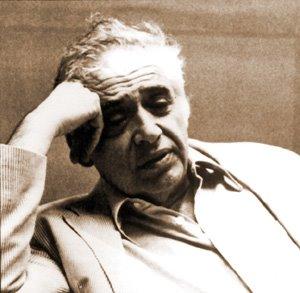 El crítico norteamericano Harold Bloom