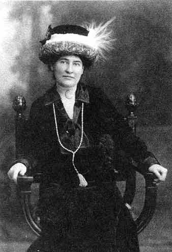 Willa Cather, autora de El caso de Paul