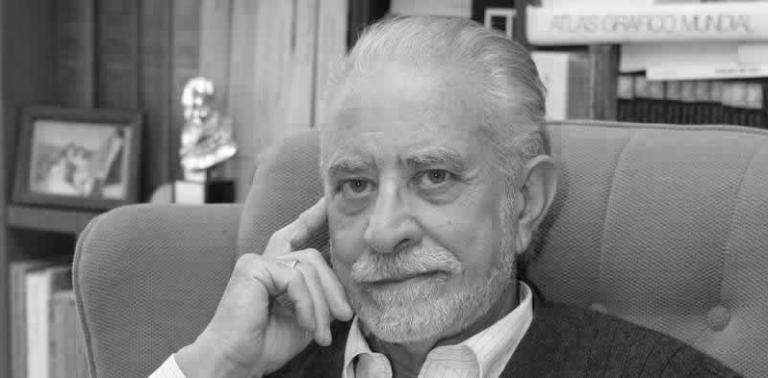 José María Merino, autor de El río del Edén