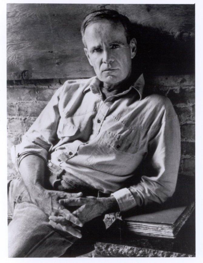 Cormac McCarthy, autor de La carretera