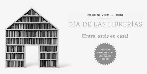 Día de las Librerías 2013