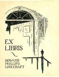 Ex-libris Lovecraft