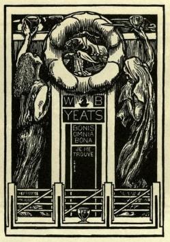 Ex-libris Yeats