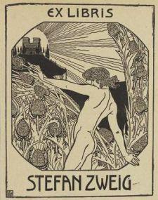 Ex-libris Zweig