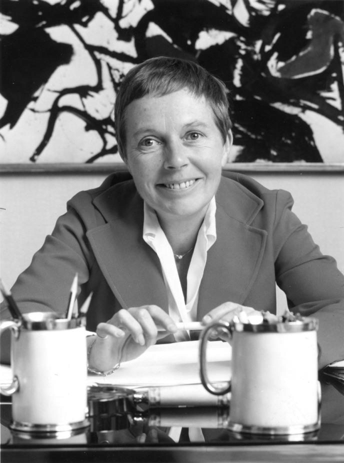 Jane Maas, autora de Mad Women