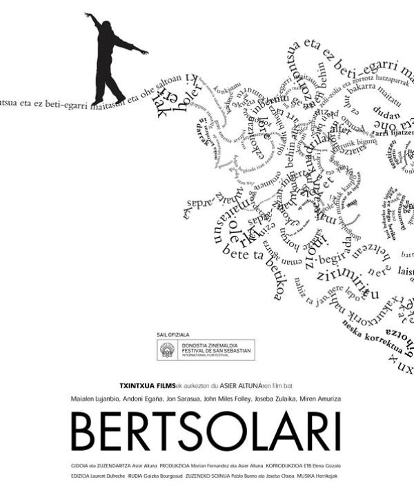 Imagen del documental Bertsolari (2011)