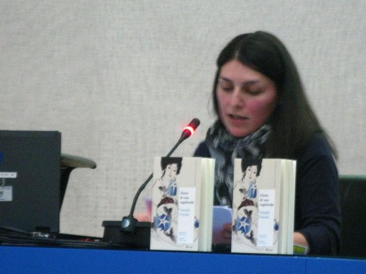 Satori presenta Diario de una Vagabunda de Hayashi Fumiko