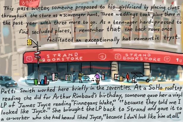 Eckstein librerías de Nueva York