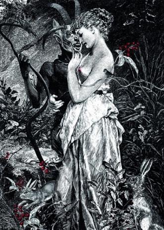 La cámara sangrienta - Angela Carter - El rey Elfo