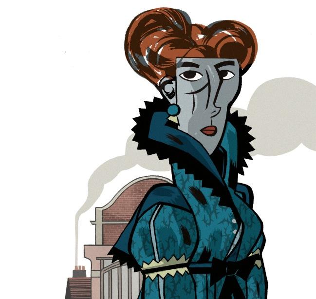 Lady Susan - Jane Austen (Nórdica, ilustraciones Javier Olivares)