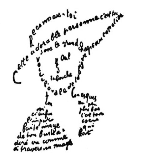 Apollinaire - caligramas