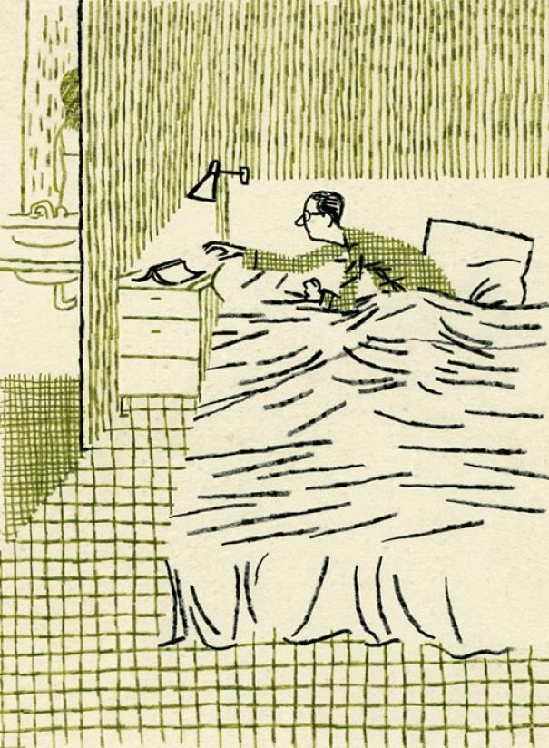 Infieles y adulterados, Juan José Millán (Nórdica). Ilustración de Juan Berrio