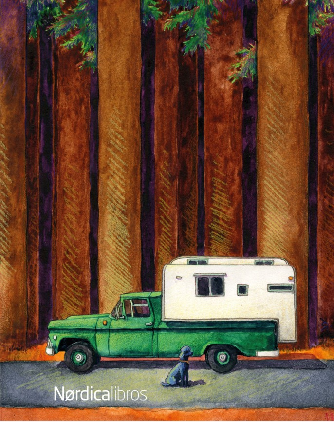 Viajes con Charley en busca de Estados Unidos - John Steinbeck
