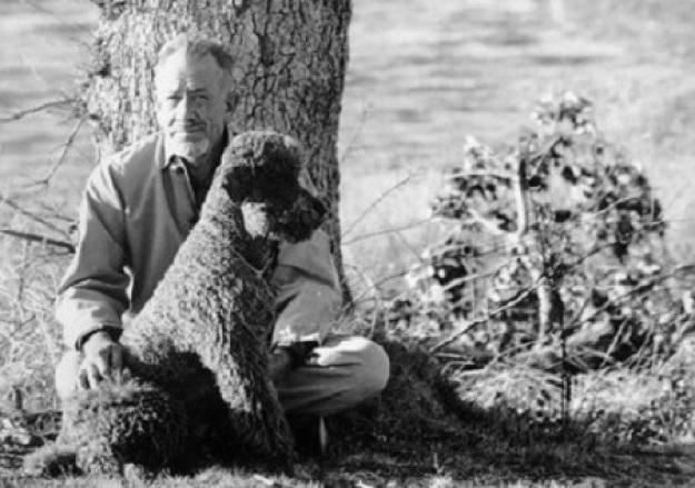 Viajes con Charley - John Steinbeck