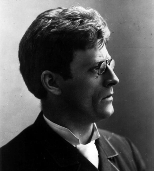Knut Hamsun en 1890